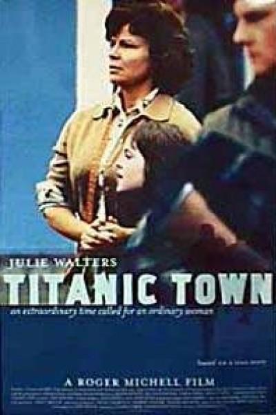 Caratula, cartel, poster o portada de Titanic Town