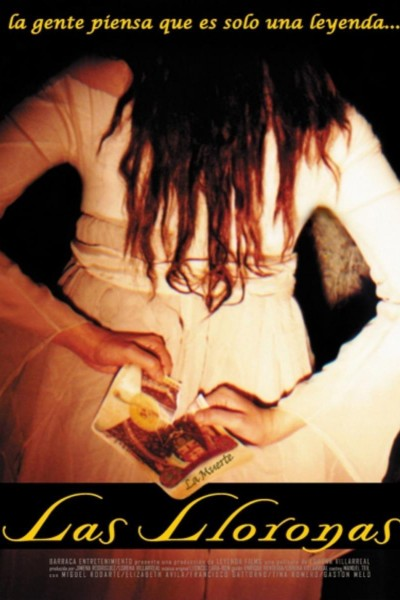 Caratula, cartel, poster o portada de Las lloronas