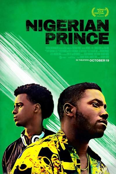 Caratula, cartel, poster o portada de Nigerian Prince