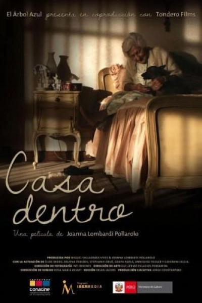 Caratula, cartel, poster o portada de Casadentro