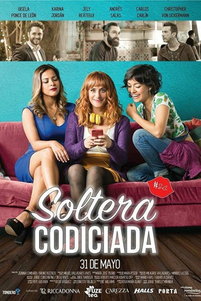 Caratula, cartel, poster o portada de Soltera codiciada