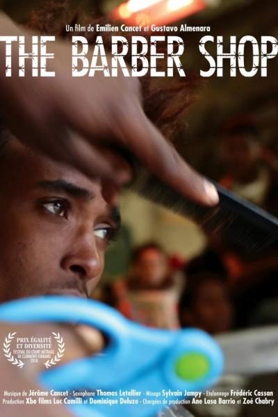 Caratula, cartel, poster o portada de The Barber Shop
