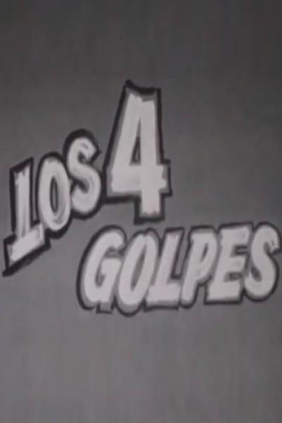 Caratula, cartel, poster o portada de Los 4 Golpes