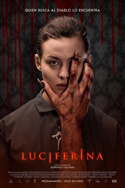 Caratula, cartel, poster o portada de Luciferina