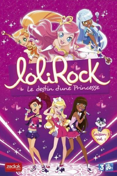 Caratula, cartel, poster o portada de LoliRock