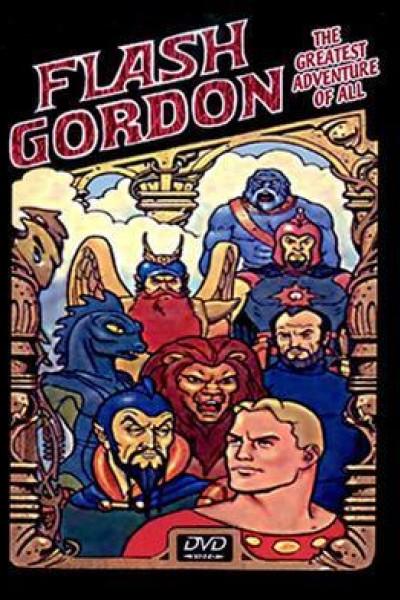 Caratula, cartel, poster o portada de Flash Gordon: The Greatest Adventure of All