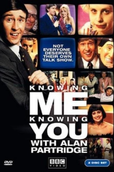 Caratula, cartel, poster o portada de Knowing Me, Knowing You with Alan Partridge