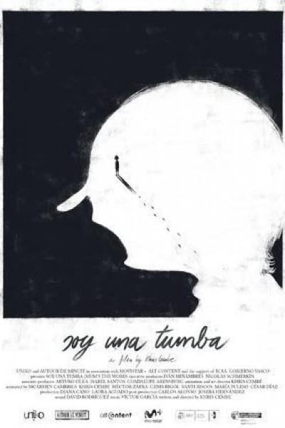Caratula, cartel, poster o portada de Soy una tumba