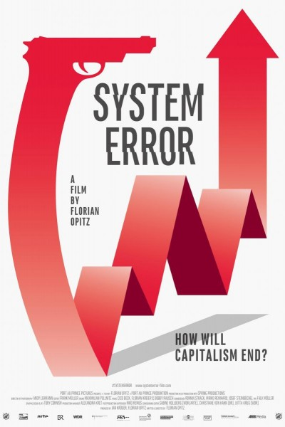Caratula, cartel, poster o portada de System Error