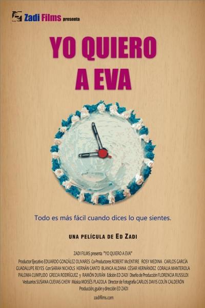 Caratula, cartel, poster o portada de Yo quiero a Eva