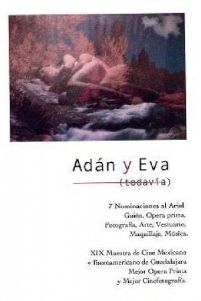 Caratula, cartel, poster o portada de Adán y Eva (Todavía)