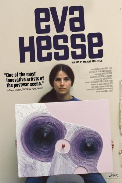 Caratula, cartel, poster o portada de Eva Hesse