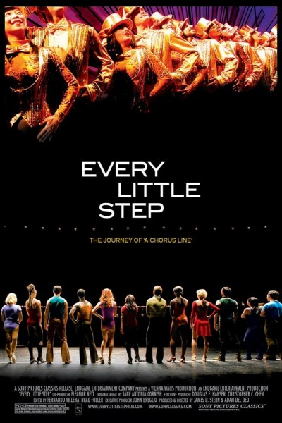 Caratula, cartel, poster o portada de Every Little Step