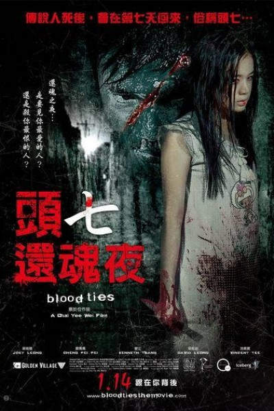 Caratula, cartel, poster o portada de Blood Ties