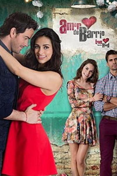 Caratula, cartel, poster o portada de Amor de barrio