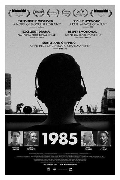 Caratula, cartel, poster o portada de 1985