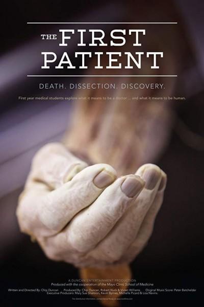 Caratula, cartel, poster o portada de The First Patient