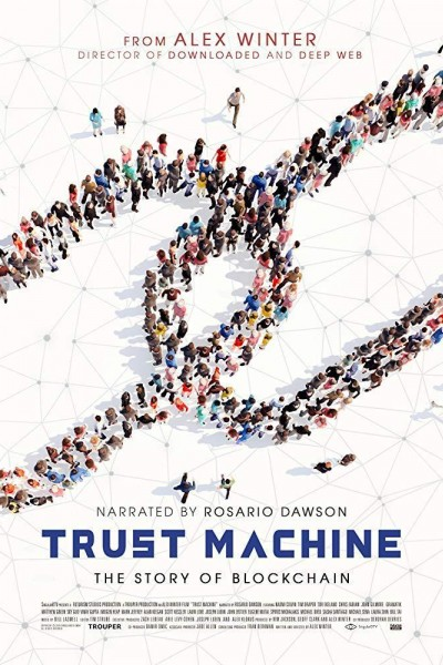 Caratula, cartel, poster o portada de Trust Machine: The Story of Blockchain