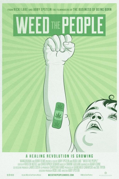 Caratula, cartel, poster o portada de Weed the People