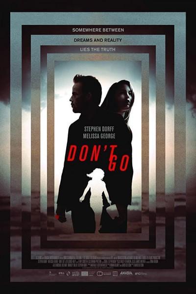 Caratula, cartel, poster o portada de Don\'t Go