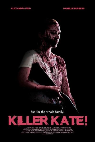 Caratula, cartel, poster o portada de Killer Kate!