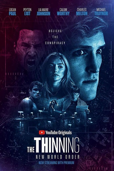 Caratula, cartel, poster o portada de The Thinning: New World Order