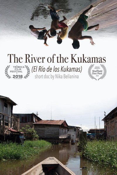 Caratula, cartel, poster o portada de El río de los Kukamas