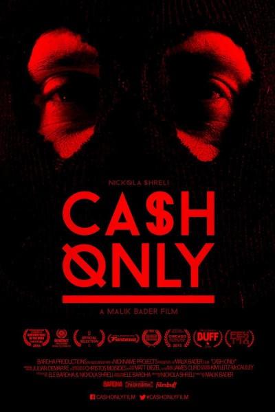 Caratula, cartel, poster o portada de Cash Only
