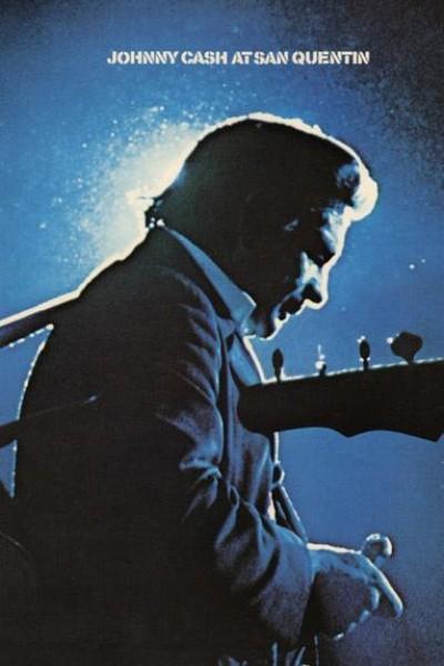 Caratula, cartel, poster o portada de Johnny Cash in San Quentin