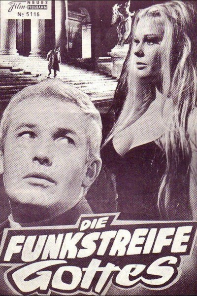 Caratula, cartel, poster o portada de Die Funkstreife Gottes