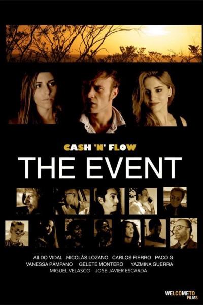 Caratula, cartel, poster o portada de Cash N Flow: El Evento
