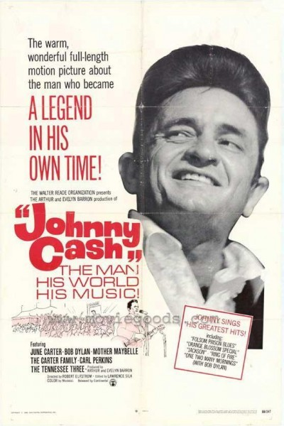Caratula, cartel, poster o portada de Johnny Cash! The Man, His World, His Music