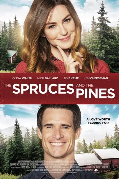 Caratula, cartel, poster o portada de The Spruces and the Pines