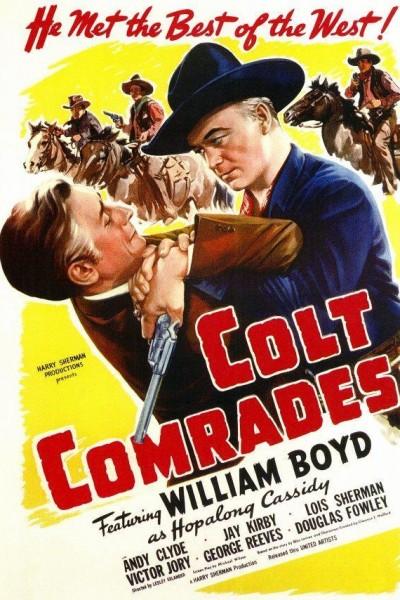 Caratula, cartel, poster o portada de Colt Comrades