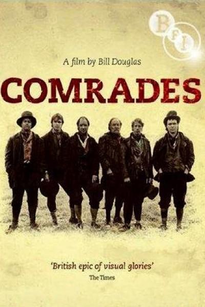 Caratula, cartel, poster o portada de Comrades