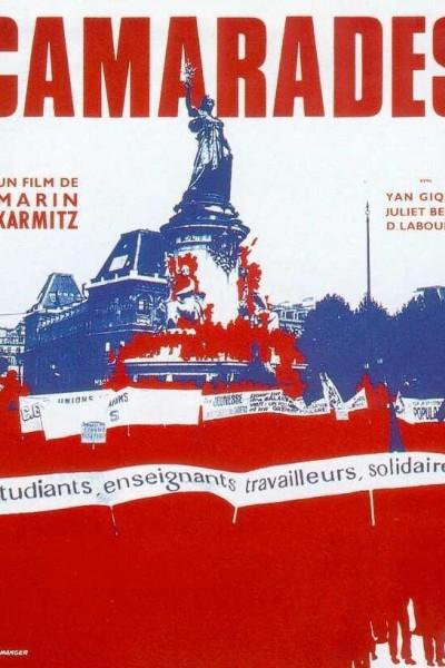 Caratula, cartel, poster o portada de Camaradas