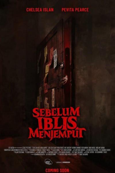 Caratula, cartel, poster o portada de May the Devil Take You