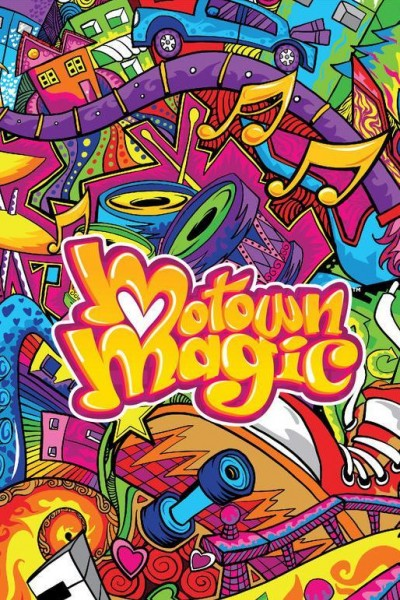 Caratula, cartel, poster o portada de Motown Magic