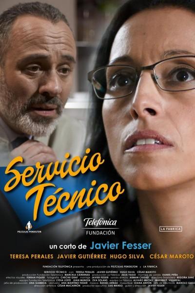 Caratula, cartel, poster o portada de Servicio Técnico
