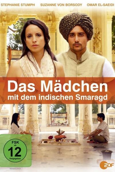Caratula, cartel, poster o portada de La chica con la esmeralda india