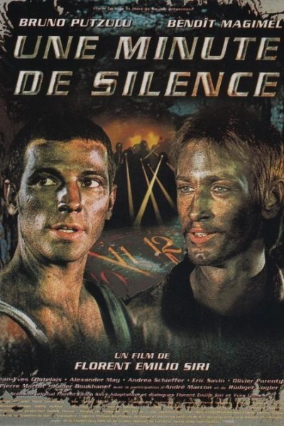Caratula, cartel, poster o portada de Un minuto de silencio