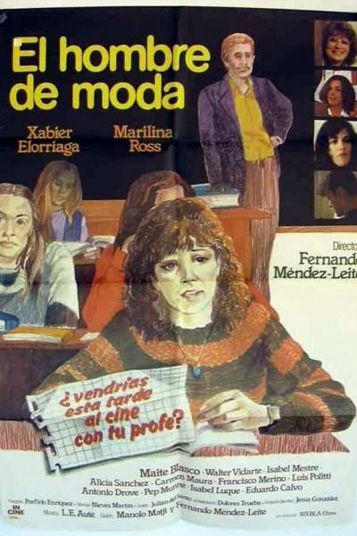 Caratula, cartel, poster o portada de El hombre de moda