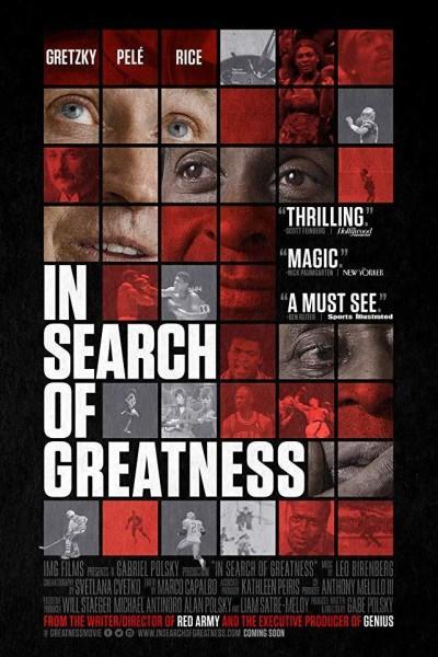 Caratula, cartel, poster o portada de In Search of Greatness