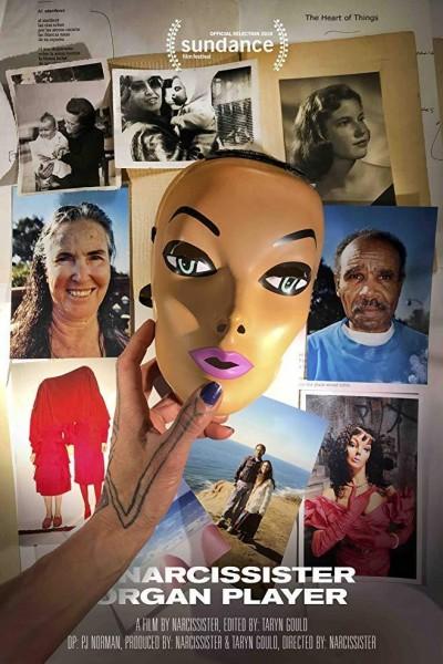 Caratula, cartel, poster o portada de Narcissister Organ Player