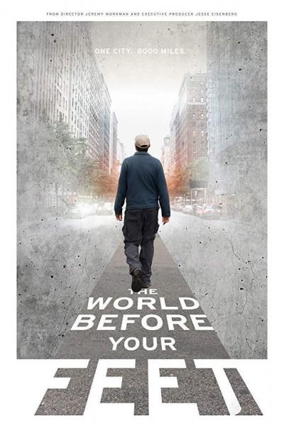 Caratula, cartel, poster o portada de The World Before Your Feet