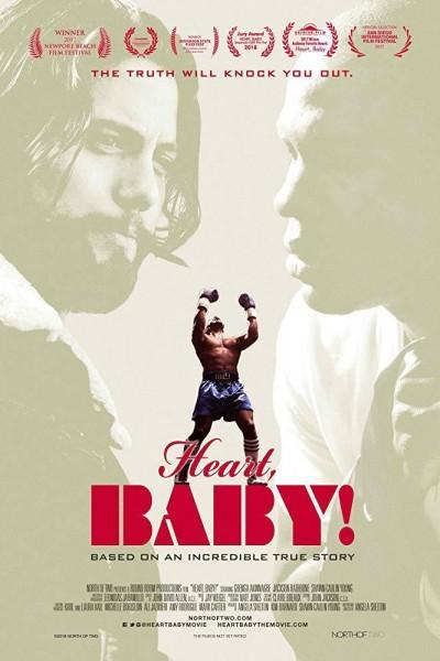 Caratula, cartel, poster o portada de Heart, Baby!