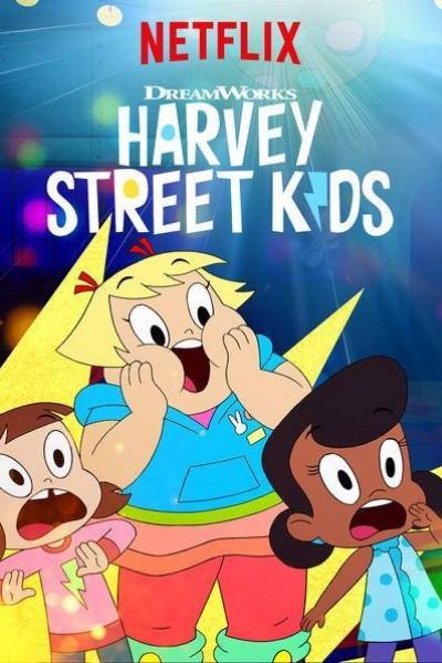 Caratula, cartel, poster o portada de Las aventuras de la calle Harvey