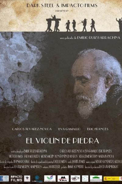 Caratula, cartel, poster o portada de El violín de piedra