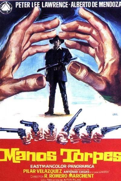 Caratula, cartel, poster o portada de Manos torpes