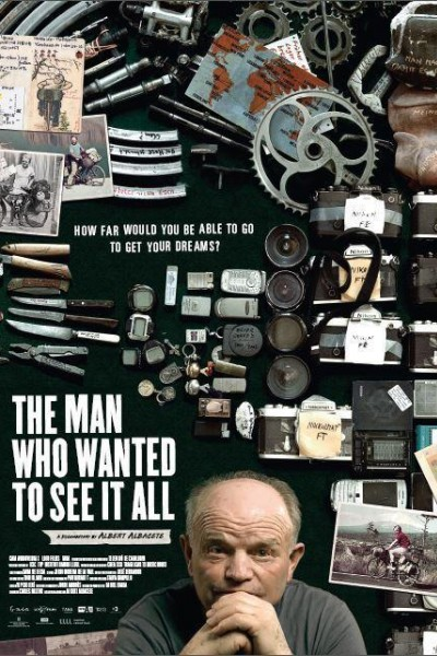 Caratula, cartel, poster o portada de The Man Who Wanted to See It All